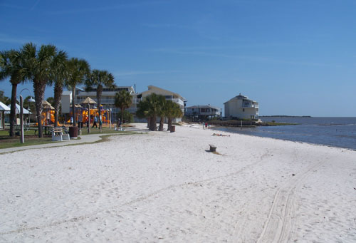Cedar Key, FL Beach